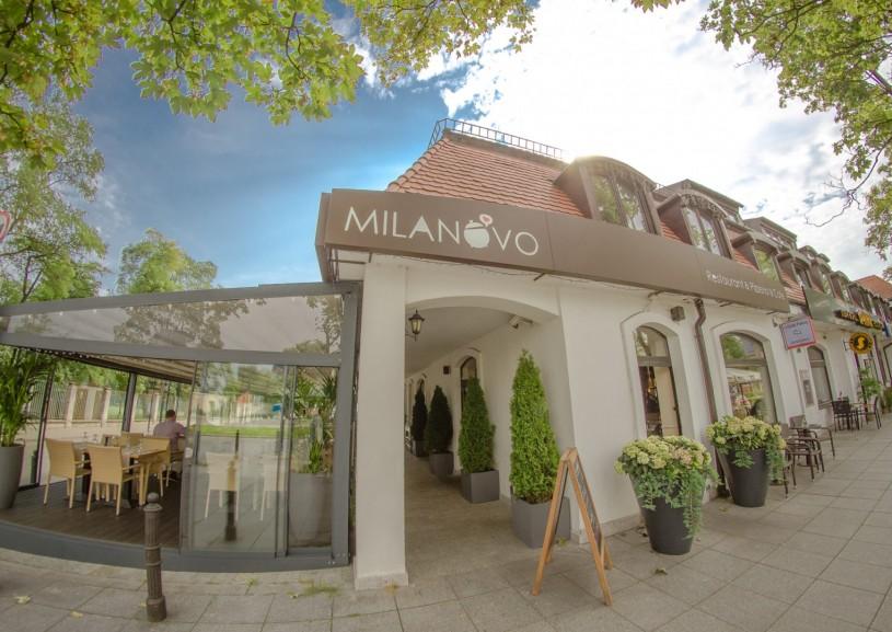 Milanovo, Warszawa