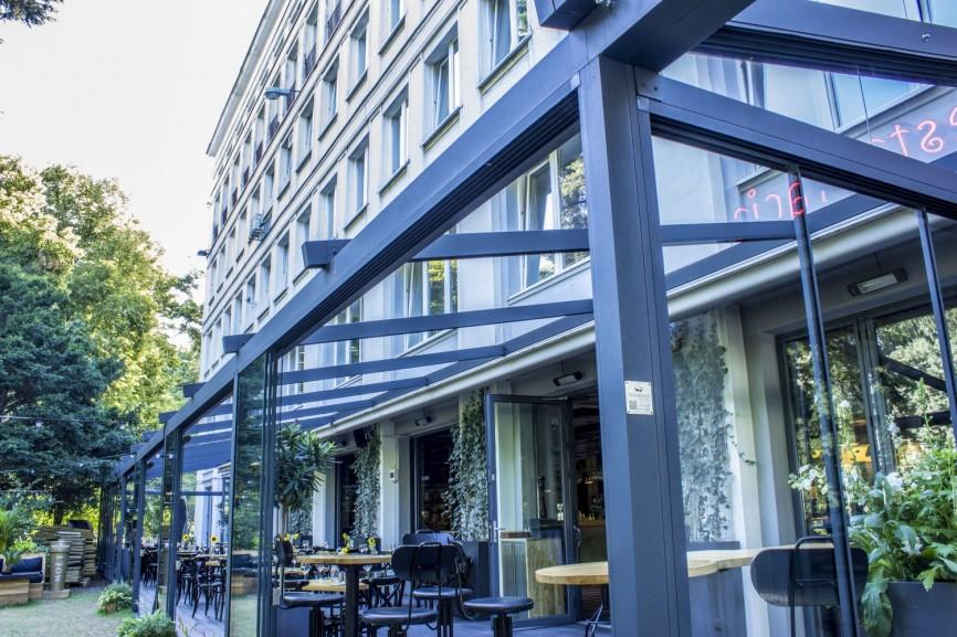 Restauracja Na Lato, Warszawa
