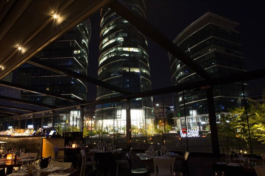 Restauracja STIXX Bar&Grill, Warszawa