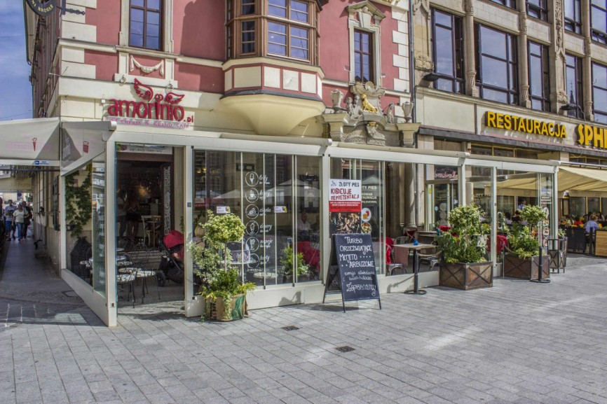 Amorinio, Wrocław