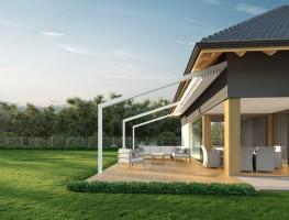 Pergola ogrodowa – tchnij życie w ogród!