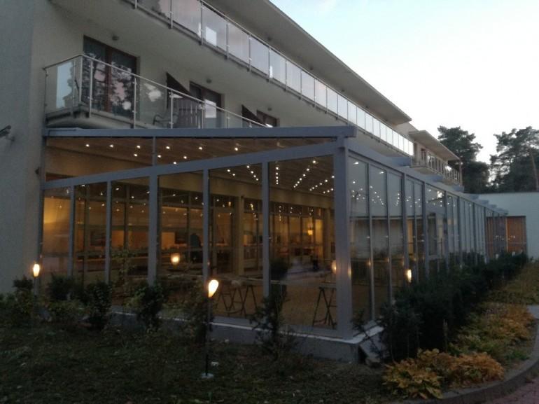 Z-Hotel, Otwock