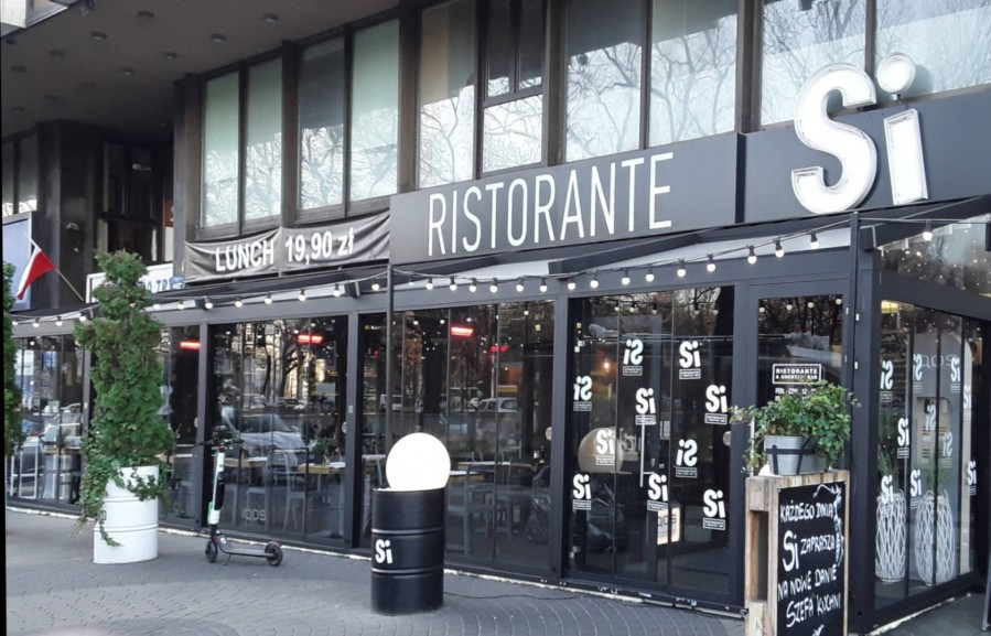 Restauracja Si, Warszawa