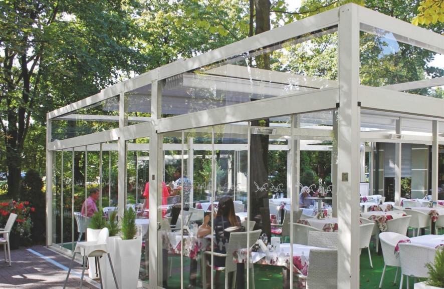 Restauracja Patio Park, Katowice