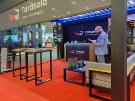 Tarasola na targach Batimat 2019 we Francji