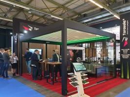 Tarasola na Polyclose 2020 w Belgii