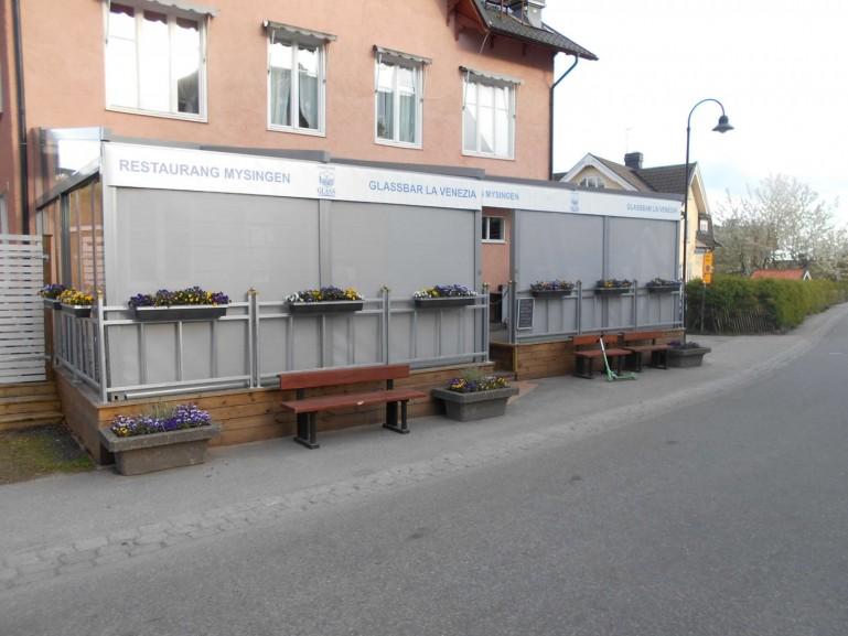 La Venezia Glassbar, Stockholm (Szwecja)