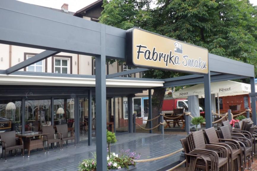Restauracja Fabryka Smaku, Polanica Zdrój