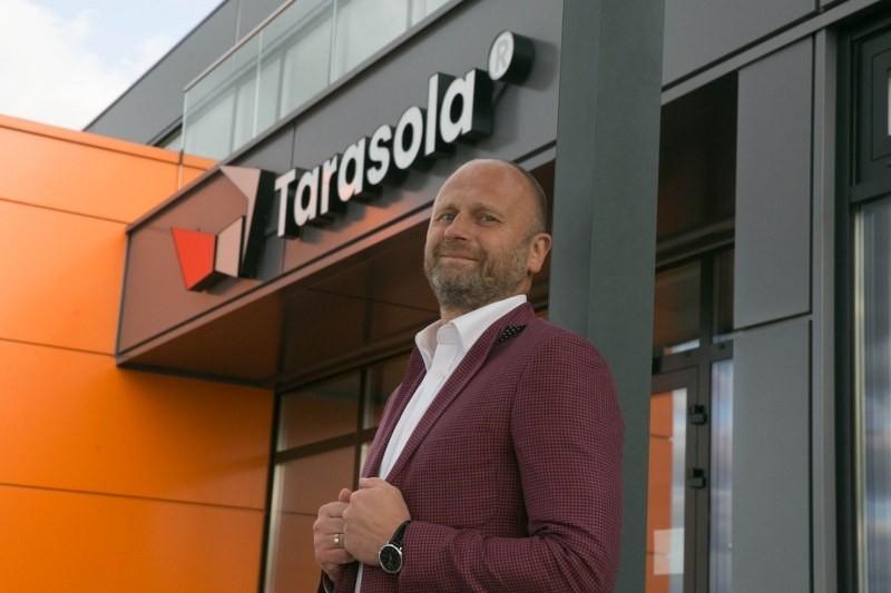 Wywiad dla WPROST z Piotrem Garbaczem, CEO Tarasola